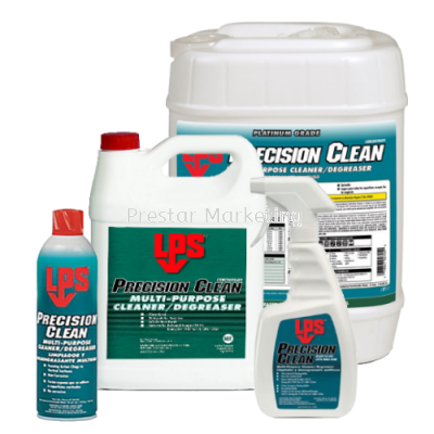 LPS PRECISION CLEAN MULTI-PURPOSE CLEANER DEGREASER