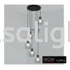 MJ0180-BK-6RB HIGH CEILING PENDANT LIGHT