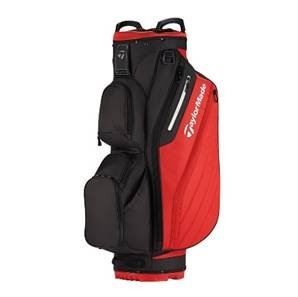 "CARTLITE UPG 8.5"" C.BAG (BLK/RED)"