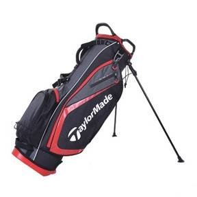 SELECT PLUS STAND BAG (BLK/RED)