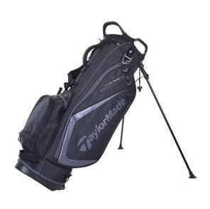 SELECT PLUS STAND BAG (BLK/CHAR)
