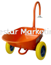 AGROBARROW AGRO BARROW PU WHEEL WHEELBARROW MYSTAR OUR BRANDS