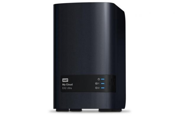 Western Digital WD MY CLOUD EX2 ULTRA-4TB