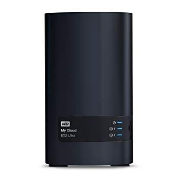 Western Digital WD MY CLOUD EX2 ULTRA-8TB
