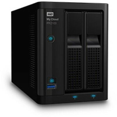 Western Digital WD MY CLOUD PR2100-4TB