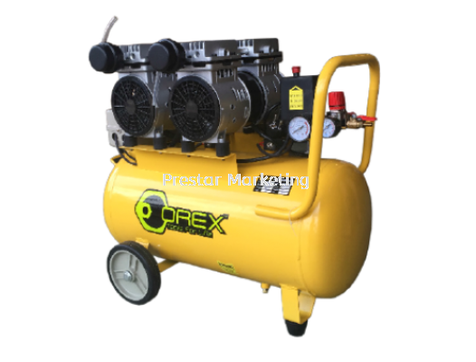 AIR COMPRESSOR SILENCE TYPE (50 LITRE)