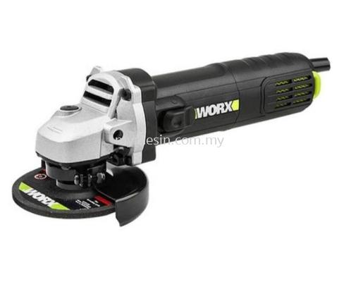 Worx WU700S 100mm 750W Angle Grinder