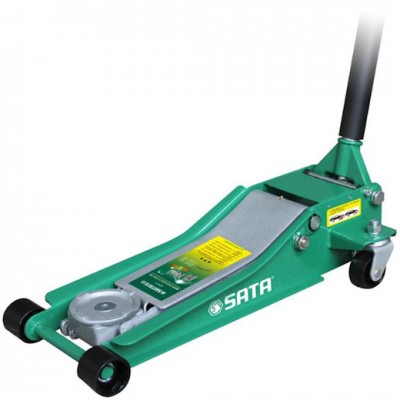 Sata 97817 Heavy Duty Low Profile Floor Jack 2ton