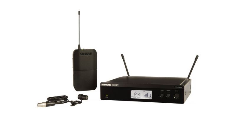 Shure BLX14R/W85 Lavalier Wireless System
