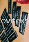 name tag epoxy coating or logo branding Acrylic Products
