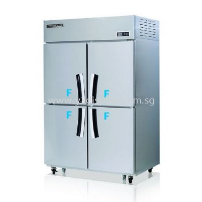 Modelux 4Door Upright Freezer