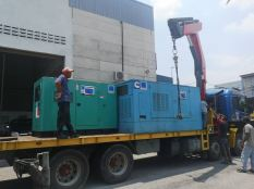 New Arrival Genset Rental Unit