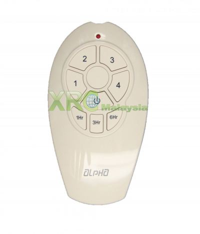 IR/4S-C ALPHA FAN REMOTE CONTROL