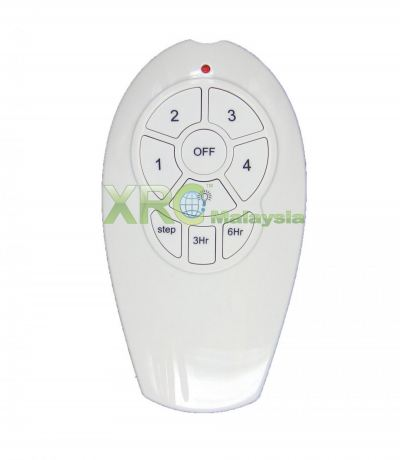 IR/4S-6W/LED ALPHA FAN REMOTE CONTROL