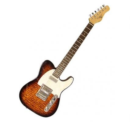 Michael Kelly L55DTE Enlightened 55 Electric Guitar