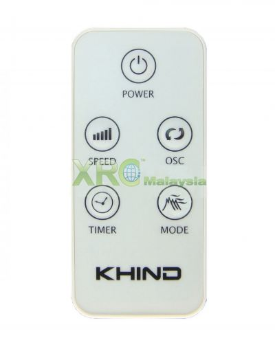 FD 201R KHIND TOWER FAN REMOTE CONTROL