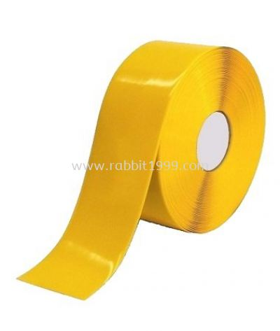 FLOOR SAFETY TAPE - yellow