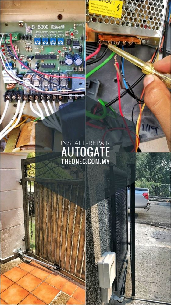 Door Access . CCTV . Alarm . Autogate (Supply Install Repair)