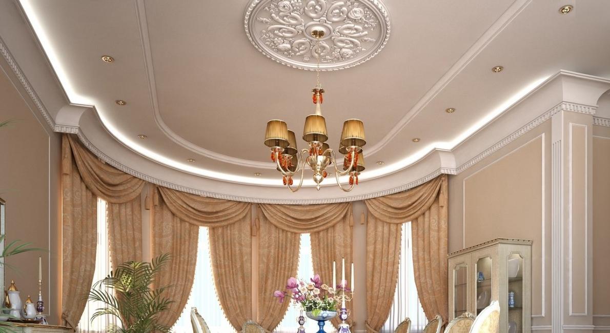 Plaster Ceiling Design Selangor