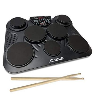 Alesis Compactkit 7 - Portable Tabletop Drum Kit