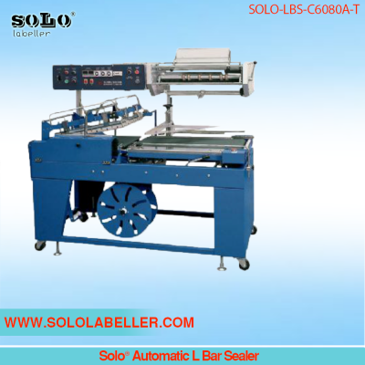 Solo® Automatic L Bar Sealer SOLO-LBS-C6080A-T