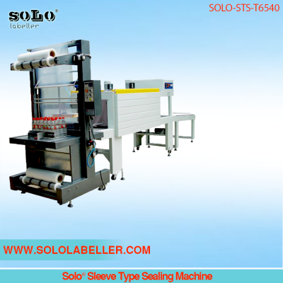 Solo® Sleeve Type Sealing Machine SOLO-STS-T6540