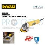 DEWALT DWE8100S 100MM 720W SLIDE SWITCH SMALL ANGLE GRINDER