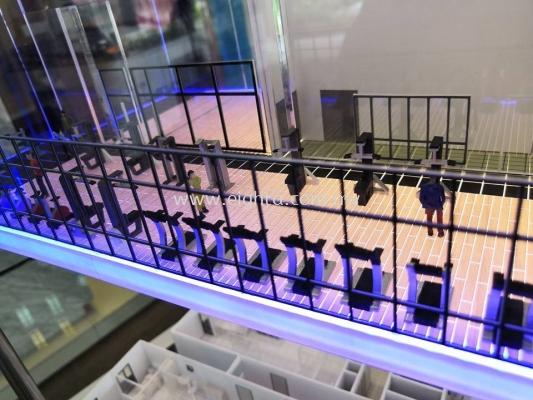 Saujana - Facility Floor @ Batu Kawan
