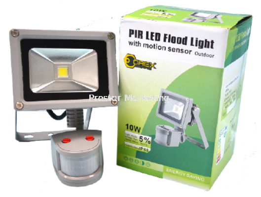 LED LIGHT WITH SENSOR