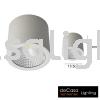 20W SURFACE DOWNLIGHT - WARM WHITE DPN-SDL-4410-20W-WW-WHITE Surface Downlight DOWNLIGHT / EYEBALL (SURFACE / RECESSED)