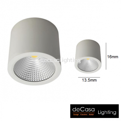 SURFACE DOWNLIGHT 20W-WARM WHITE DPN-SDL-4410-20W-WW-WHITE