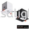 Single Eyeball Casing - GU10 Eyeball DOWNLIGHT