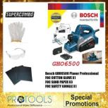 BOSCH GHO6500 PLANER PROFESSIONAL COMBO 3 THING!