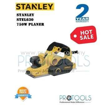 STANLEY STEL630 750W PLANER - FOC 3 THING (WORTH RM20!) AUTHORISE STANLEY SERVICE DEALER MALAYSIA