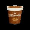 Salted Caramel Toffee Gelato Tillamook  Premium Ice Cream