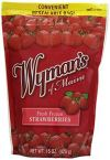 Wyman's Strawberries 15oz Wyman's Frozen Fruit
