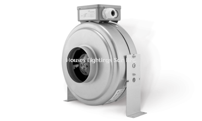 ELTA HIT DUCT MOUNTED IN-LINE CENTRIFUGAL FAN