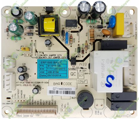 ETB2302PE ELECTROLUX FRIDGE PCB BOARD