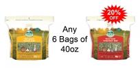 [Oxbow Hay Variety Any 6] Oxbow Hay 40oz Bulk Purchase