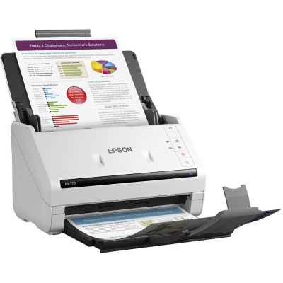 Epson DS-770 SHEET FEED Scanner