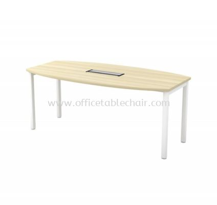 BOAT SHAPE MEETING TABLE (INCLUDED FLIPPER COVER) SBB 18