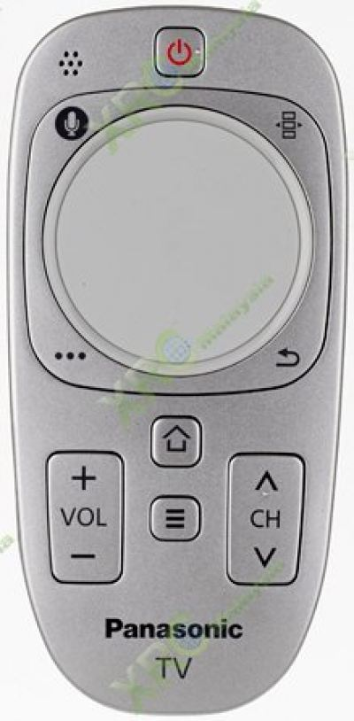 N20BYB000025 PANASONIC SMART VIERA TOUCH PAD LCD/LED TV REMOTE CONTROL