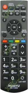 RM-1180M PANASONIC LCD/LED TV REMOTE CONTROL  PANASONIC LCD/LED TV REMOTE CONTROL