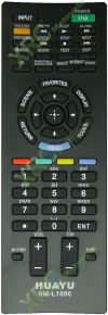 RM-L1090 SONY LCD/LED TV REMOTE CONTROL  SONY LCD/LED TV REMOTE CONTROL
