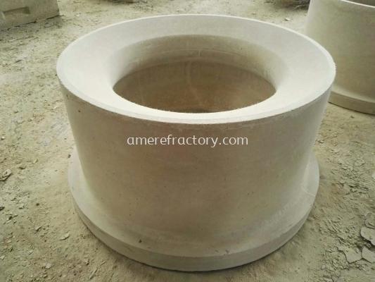 Tundish Impact Pot