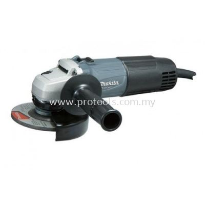 "MAKITA ANGLE GRINDER M0900G 100MM (4"") FOC 5 PCS CUTTING DISC"