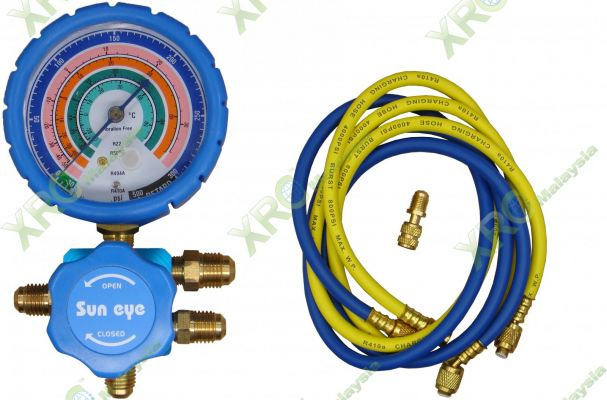 SUN EYE LOW PRESSURE SINGLE MANIFOLD