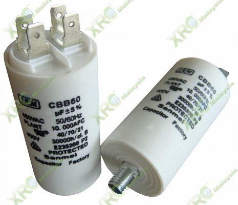 4.5UF 450V WASHING MACHINE CAPACITOR