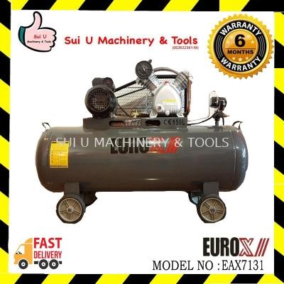 Eurox EAX-7131 Air Compressor 3hp 150litre 12bar