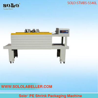 Solo® PE Shrink Packaging Machine SOLO-STMBS-5540L